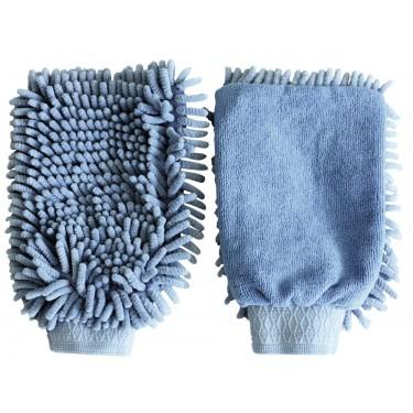 Gant de nettoyage microfibre - kerbl