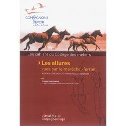 """Livre: """"Les Allures Vues Par Le Maréchal-ferrant"""""""