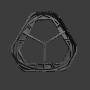 Hoof Stand Blacksmith Base Boot par HOOF-it