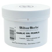 Garlic Oil Pearls- hilton herbs